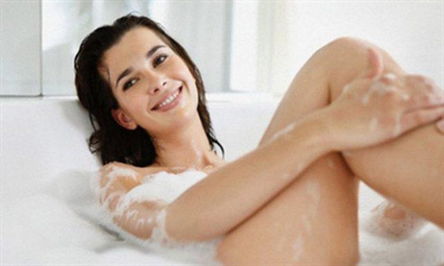 vệ sinh da làm giảm triệu chứng viêm da dị ứng khi mang thai