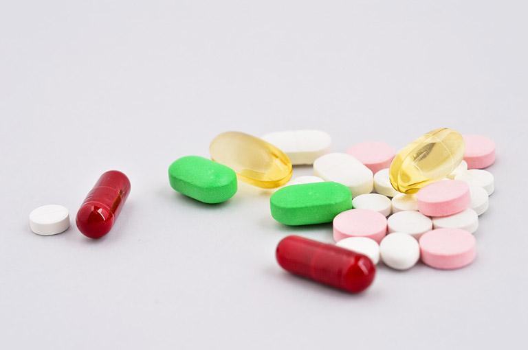 tương tác thuốc Acirax