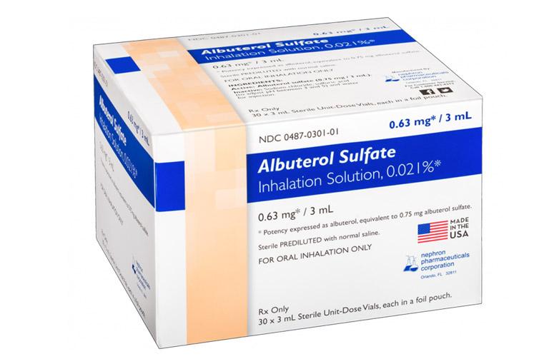 Albuterol là thuốc gì?