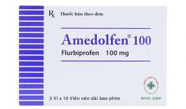 thuốc Amedolfen 100Mg