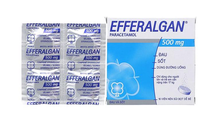 thuốc efferalgan 500mg