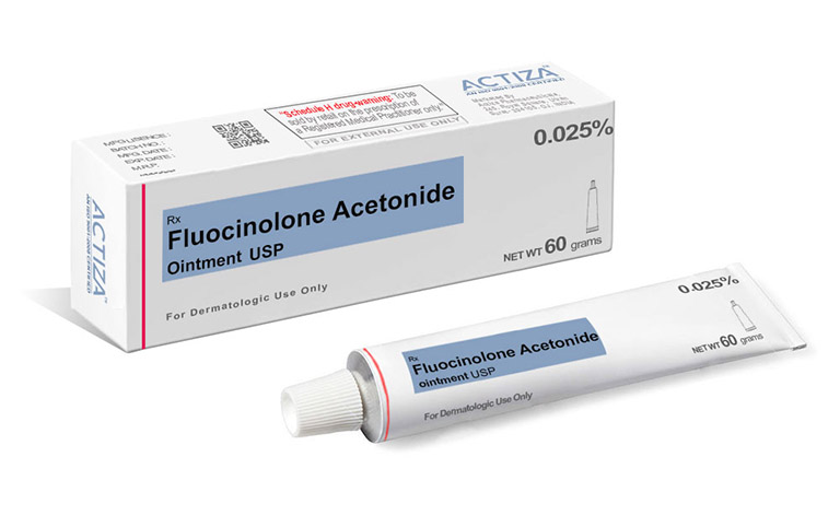 Fluocinolone