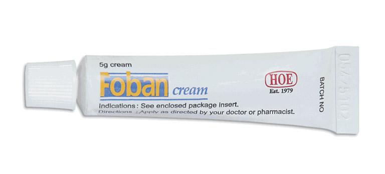 Foban Cream 5g