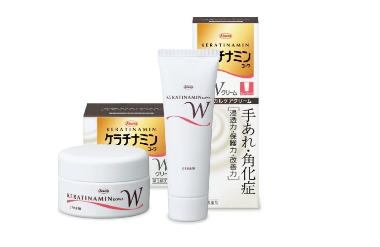 Liều dùng kem Keratinamin Kowa Cream