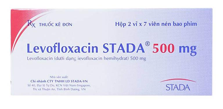 Levofloxacin STADA 500 mg