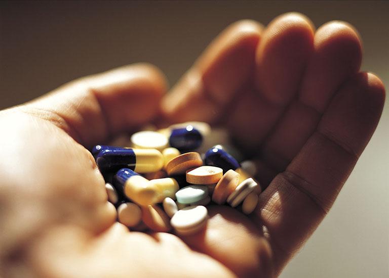 tương tác thuốc Povidone Iodine