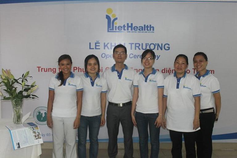 Trung tâm Phục hồi chức năng trẻ em VietHealth