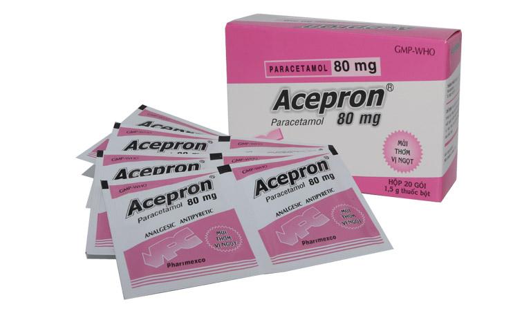 Thuốc Acepron