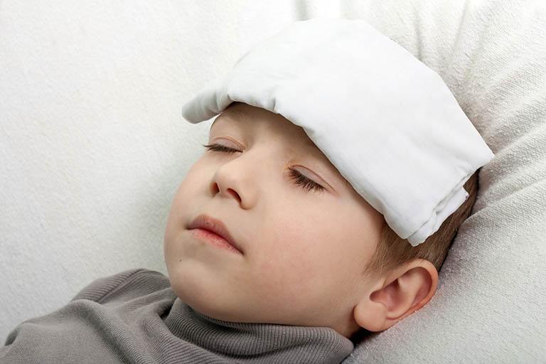 không dùng Acetaminophen 500mg cho trẻ dưới 10 tuổi