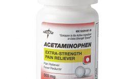 acetaminophen là gì