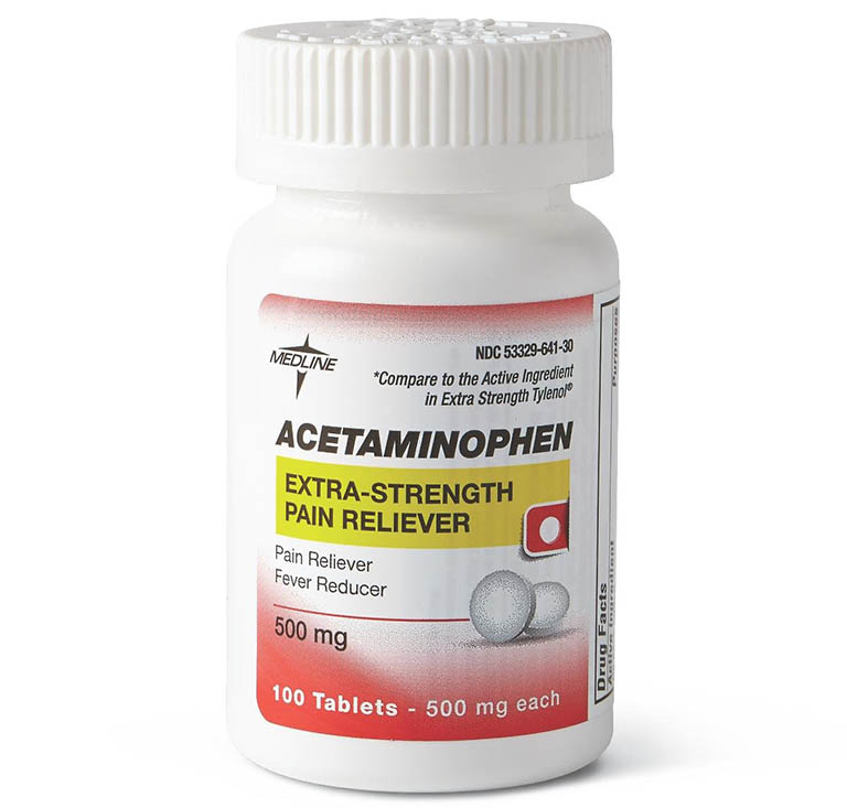Acetaminophen 500 mg
