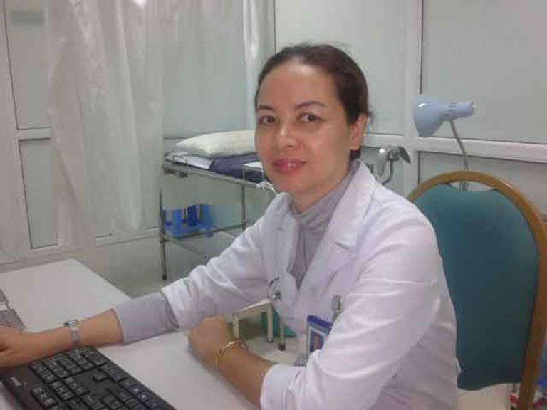 Phòng khám Sản phụ khoa - Bác sĩ Anh Thư