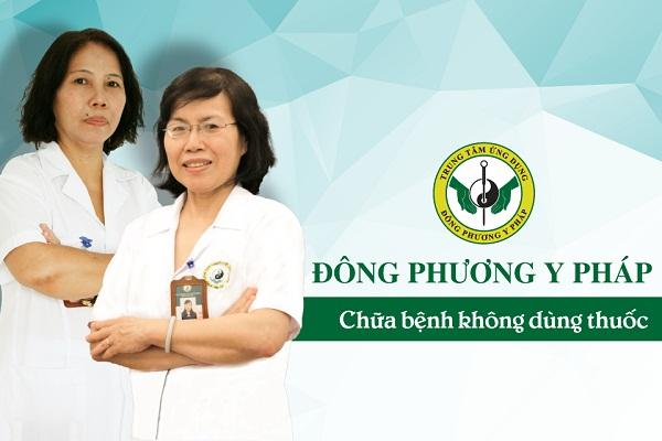 Bác sĩ Doãn Hồng Phương và TT Đông phương Y pháp nổi danh với phương pháp chữa bệnh không dùng thuốc