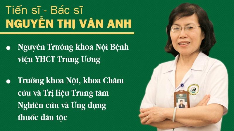 Bác sĩ Nguyễn Thị Vân Anh