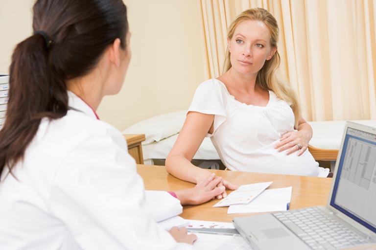 điều trị bệnh vẩy nến khi mang thai