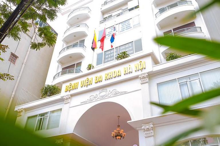 Bệnh viện Đa khoa Hà Nội