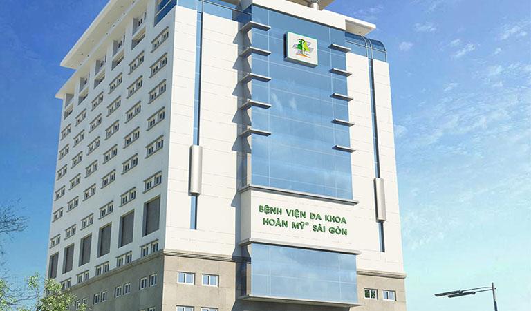 Bệnh viện Hoàn Mỹ Sài Gòn - Chuyên khoa và chi phí khám bệnh