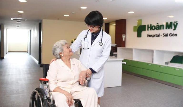 dịch vụ khám bệnh của bệnh viện hoàn mỹ sài gòn
