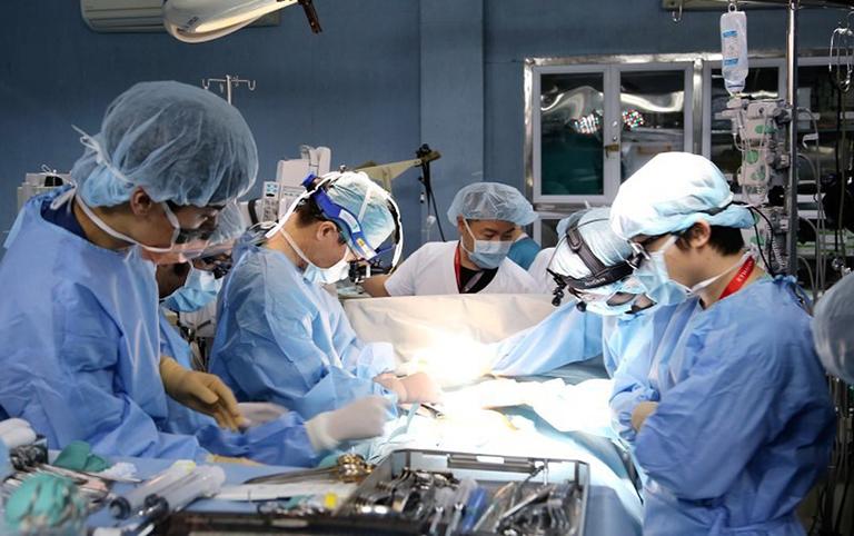 Bảng giá dịch vụ, chi phí thăm khám và điều trị tại Bệnh viện Phổi Trung ương