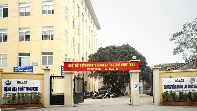 Bệnh viện Phổi Trung ương