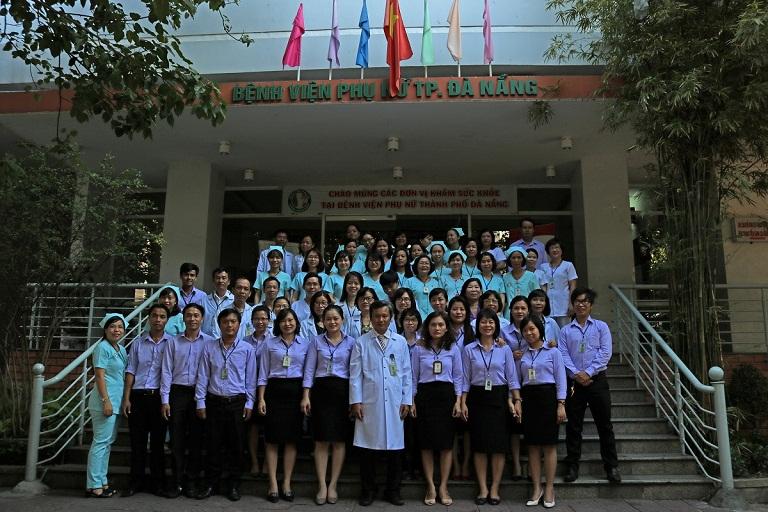 Bệnh viện Phụ nữ thành phố Đà Nẵng