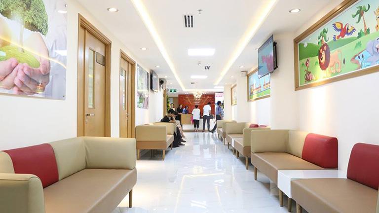 cơ sở vật chất bệnh viện phụ sản quốc tế sài gòn