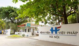 Bệnh viện Việt - Pháp Hà Nội