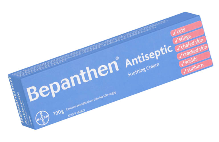 Bepanthen Antiseptic Cream