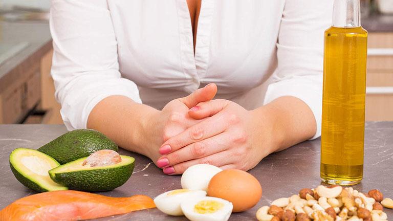 chế độ ăn cho người bị hp dạ dày
