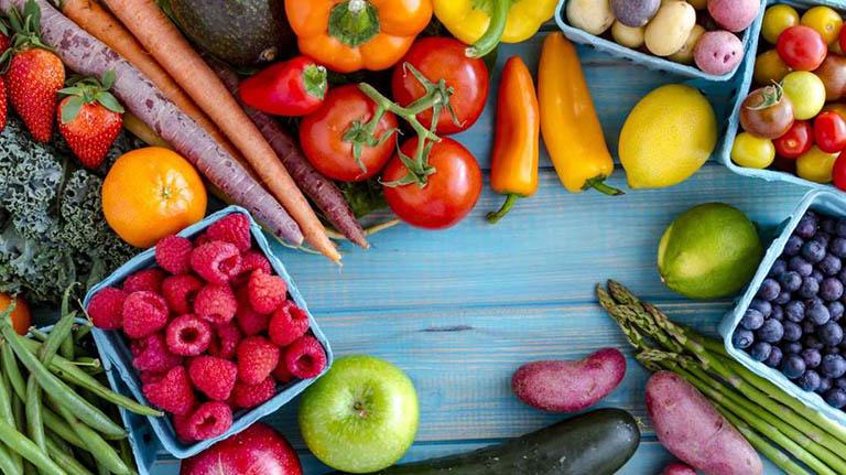 giảm acid uric hiệu quả bằng rau xanh