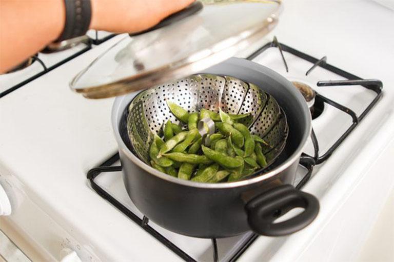cách nấu mầm đậu nành