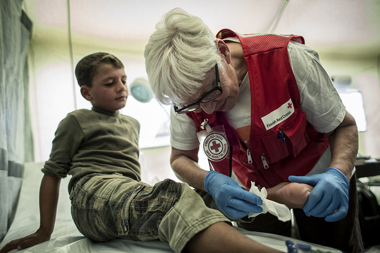 hướng dẫn kỹ thuật về sức khỏe của người tị nạn và di cư