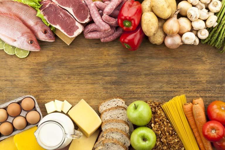 chế độ ăn cho người bị tăng axit uric