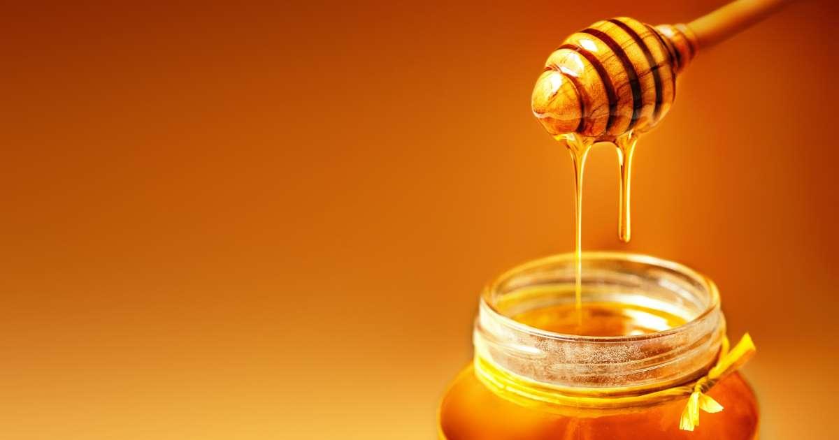 mật ong giảm ho