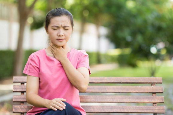thực phẩm nên ăn khi bị đau họng