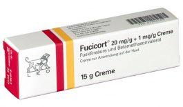 Thuốc Fucicort Cream