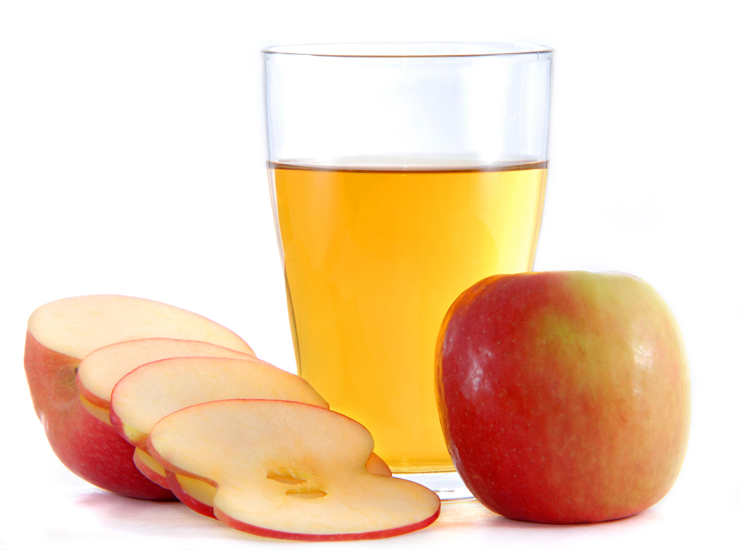 giấm táo chữa ho