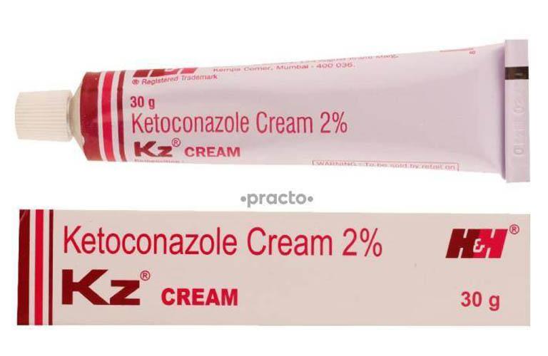 Kem bôi Ketoconazole