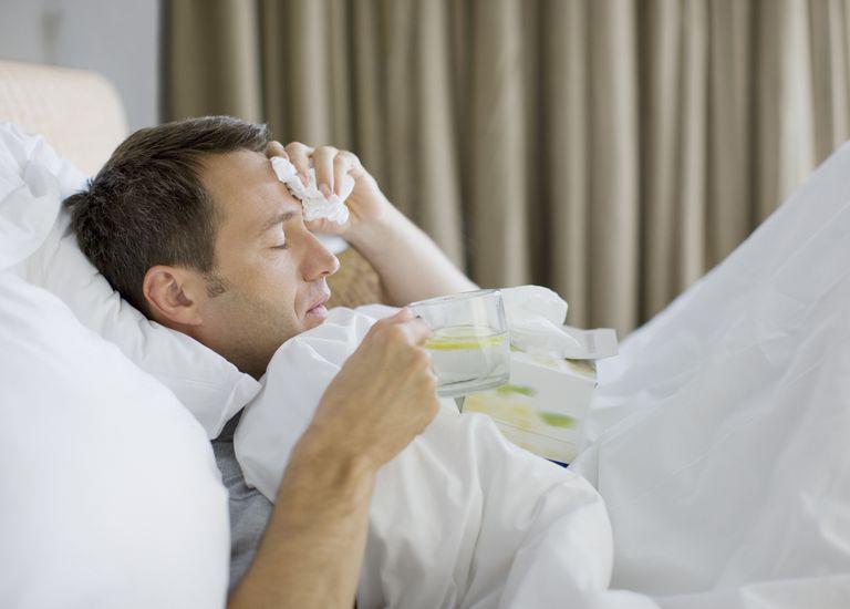 khắc phục triệu chứng nghẹt mũi khi ngủ
