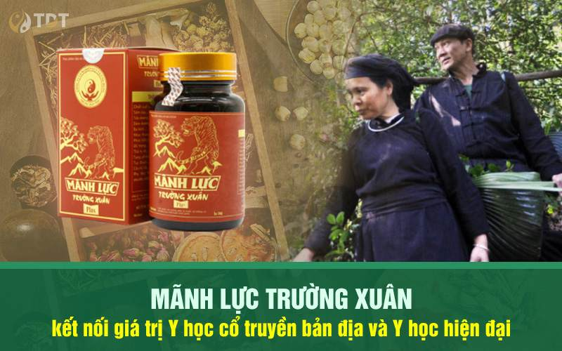 Mãnh lực trường xuân kế thừa tinh hoa bài thuốc cổ bí truyền của người Thái đen