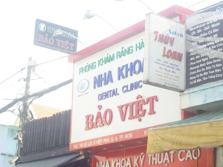 nha khoa Bảo Việt Dental