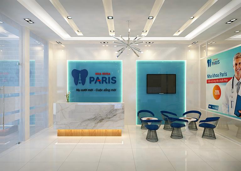 Nha khoa Paris - Cơ sở Hà Nội