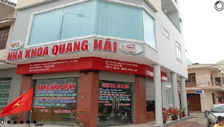 Nha khoa Quang Hải - Đà Nẵng