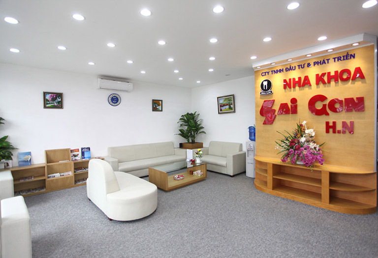 Nha khoa Sài Gòn - Hà Nội