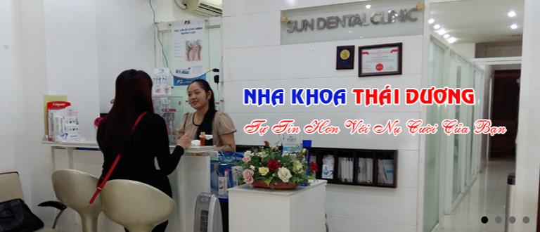 thông tin về nha khoa Thái Dương
