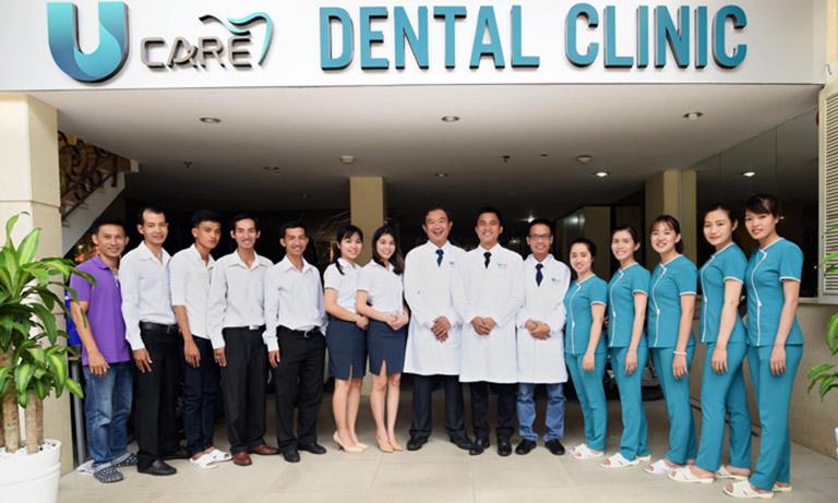 thông tin phòng khám răng hàm măt