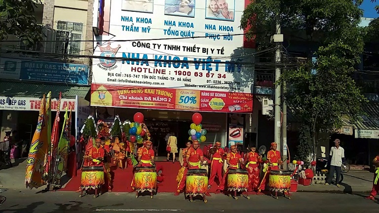 Nha khoa Việt Mỹ - Đà Nẵng