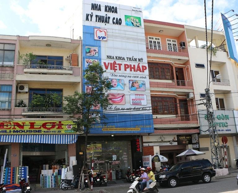 Nha khoa Việt Pháp - Cơ sở 1