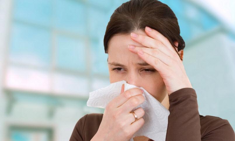 triệu chứng nhiễm trùng xoang