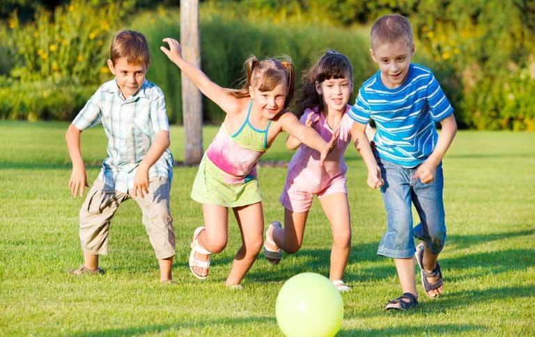 ô nhiễm không khí ảnh hưởng đến trẻ em